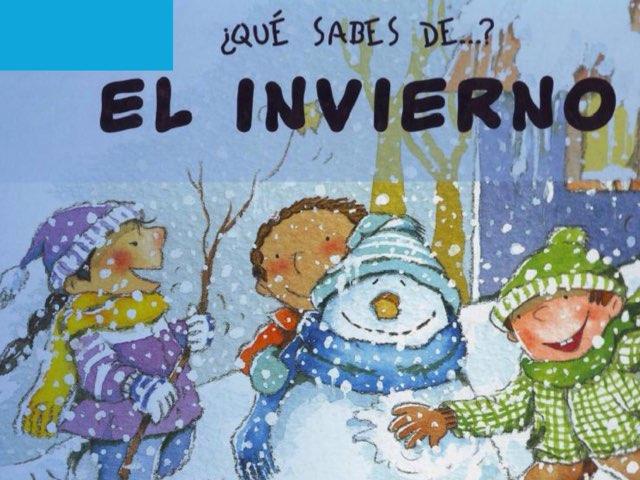 El Invierno by Raquel Menéndez Menéndez