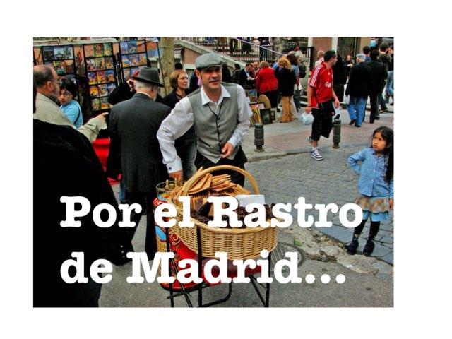 El Rastro  by Juan  Fernández