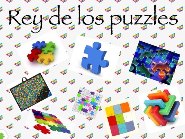 El Rey De Los Puzzles by Raquel Perdiguero Marcote