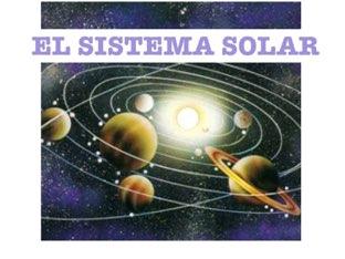 El Sistema Solar by Noe Pa