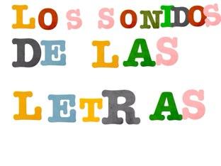 El Sonido De Las Letras by umhj hjmbj