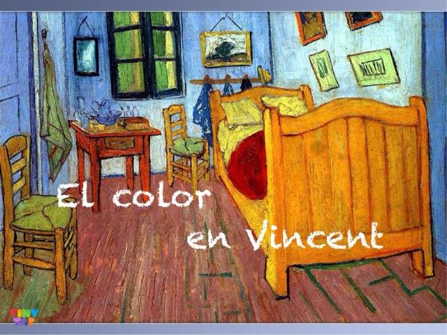 El color en Van Gogh by Elena Pérez García