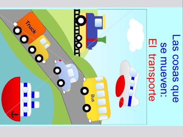 El transporte by Rosalva Correa