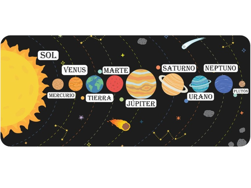 El sistema solar by mireia lorente