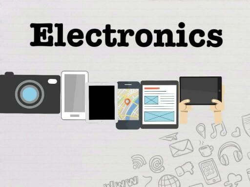 Electronics by azael mariscal