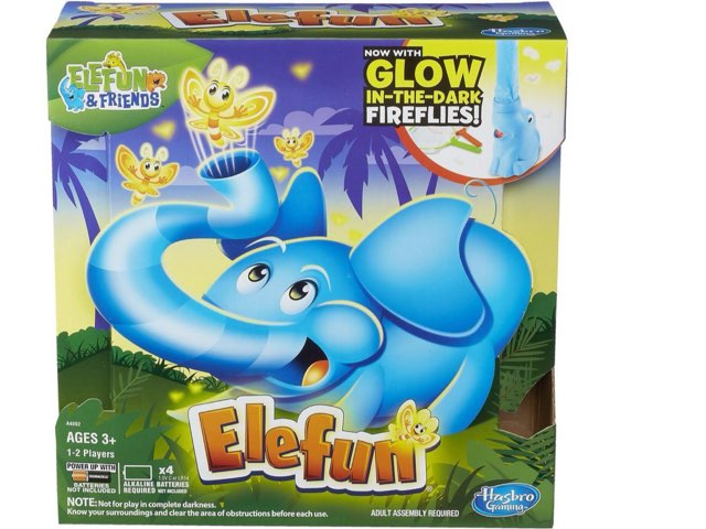 Elefun Games by George awrahim