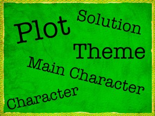 Elements Of A Story by Betsy Rouse