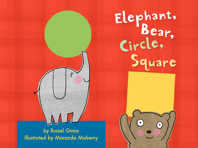 Elephant, Bear, Circle, Square  by The Learning Company