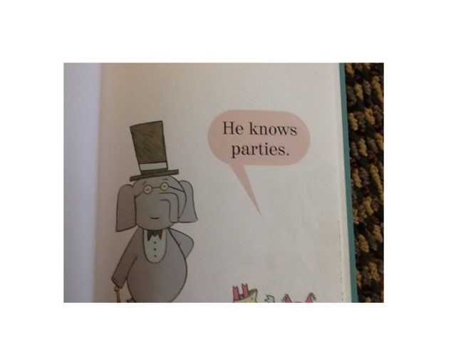 Elephant Knows Parties by Lindsey Mulready