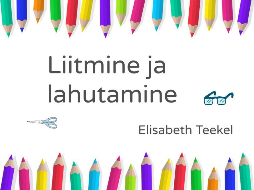 Elisabeth by Elisabeth Teekel