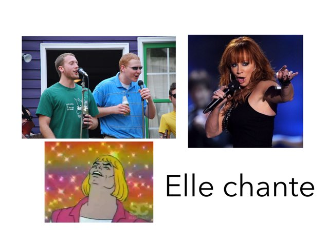 Elle Chante  by Bryson Hyska