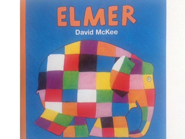 Elmer by Anne Lindberg