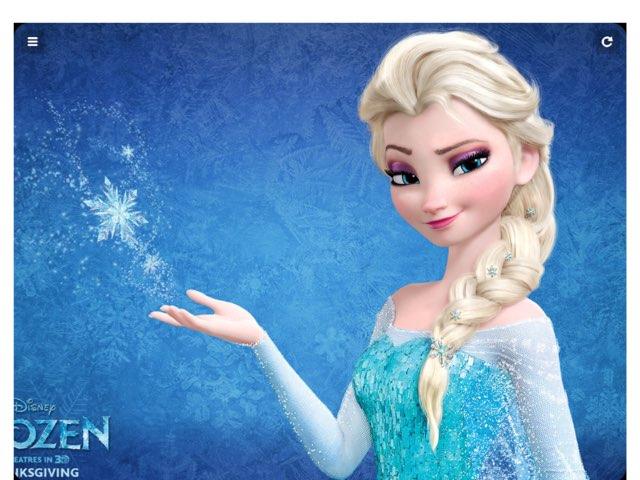 Elsa Powers by Djxj Jcjcx