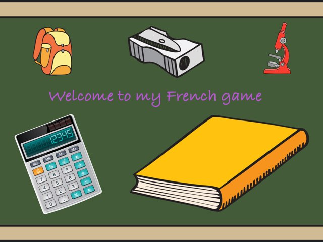 Emma's French Game by French Kellett