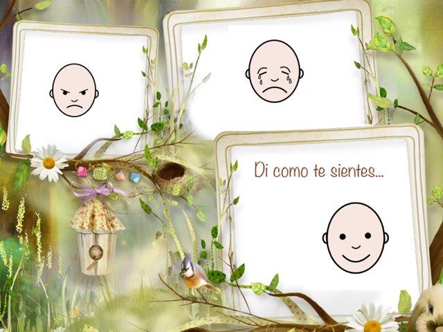 Emociones (2) by Zoila Masaveu