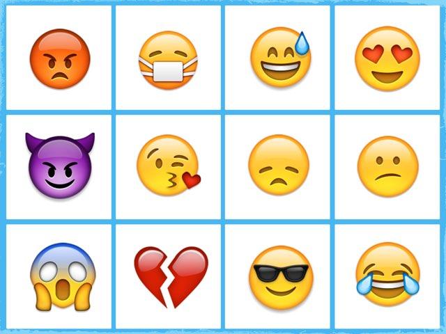 Emoji Game by Alicia Nicole Valencia