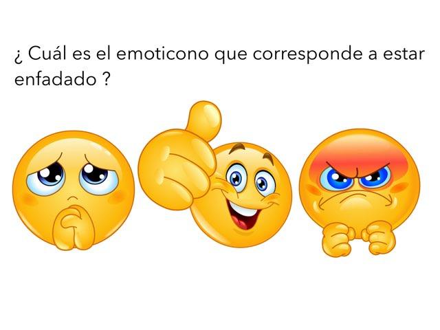 Emoticonos 1 by Lucía  Lara Vilches