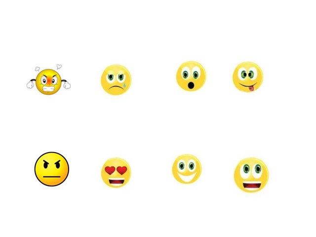 Emoties Basis by Marieke Vaessen