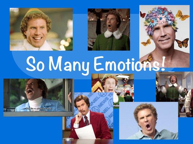 Emotion ID Game by Erica Lynn