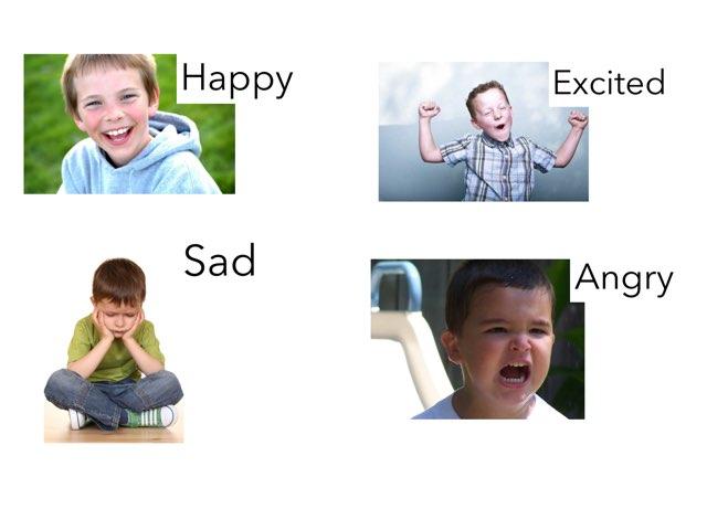 Emotions  by Sanja mijatovic