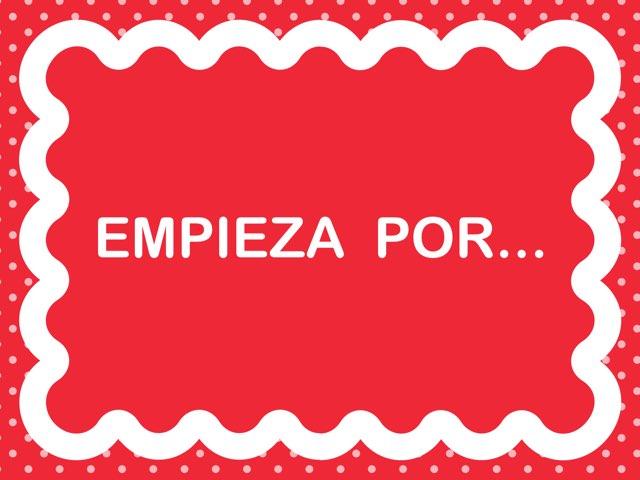 Empieza Por by Marta Carracedo