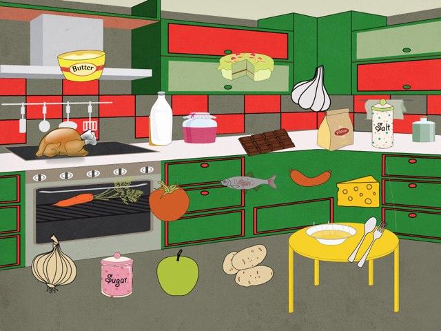 En La Cocina by Bodil Gutedal