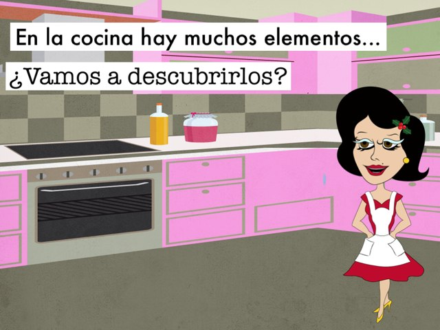 En La Cocina by Jüli Gonzalez Mena