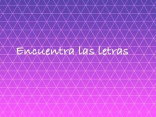 Encuentra Las Letras by Luly Maria