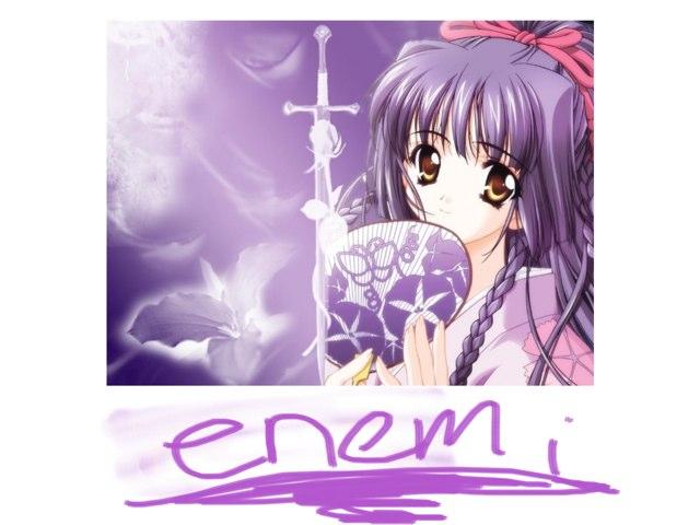 Enemi by Nada Alalawi
