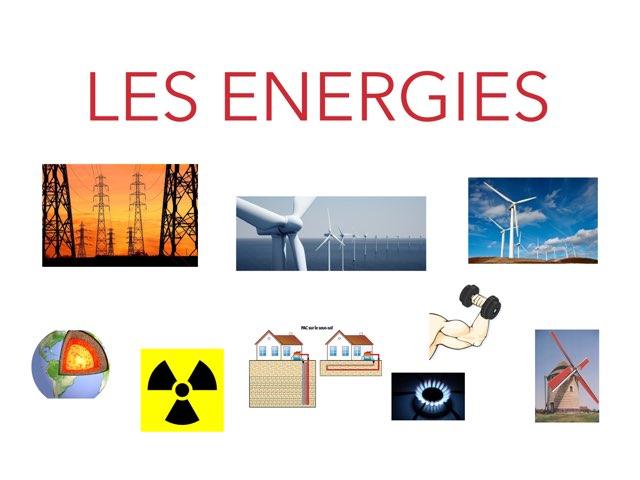 Energies  by Martine Freymann