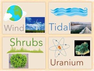 Energy Quiz by Miss Fletcher