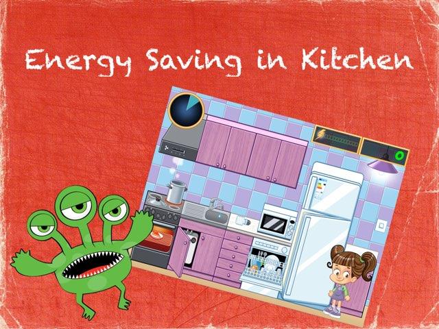 Energy Saving In Kitchen by Ying Ka Chan
