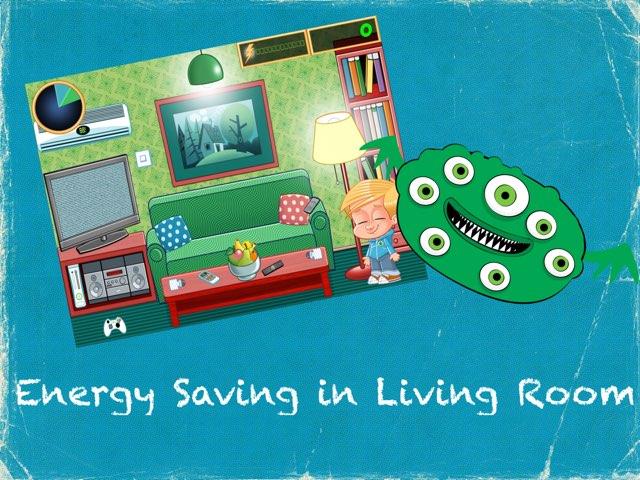 Energy Saving In Living Room by Ying Ka Chan