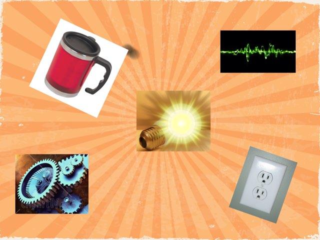 Energy by Sheila watt