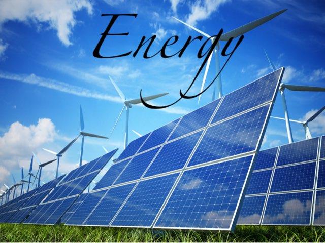 Energy by Luke Fi