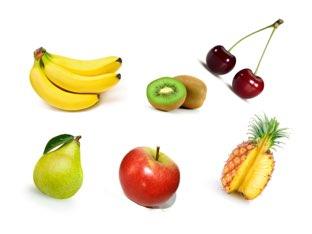 Engels 1. Fruit by Margreet Mulder-Gorter