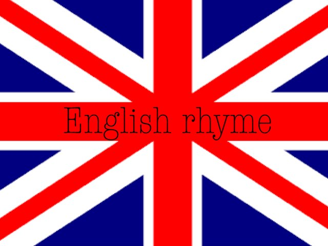 English Rhymes by Laura Bennasar