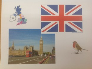 English Speaking Countries by Marianna Martini