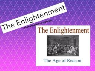 Enlightenment by Grace ramsey