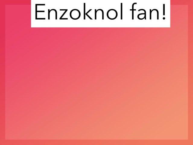 Enzovoort! by Lilie De knarp