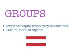 Equal Groups 2 by Theresa Dengler