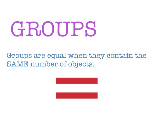 Equal Groups 2 by Theresa Dengler