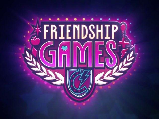 Friendship Games by Camilly Rangel