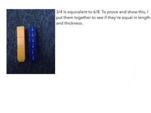 Equivalent  Fractions by Lindsey Roberts-Walstrom