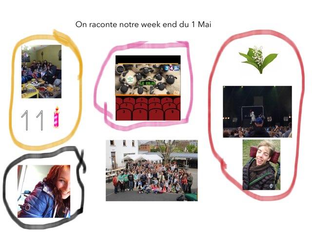 Esc Week End Du 1 Mai by Geneviève Gras-Pironet