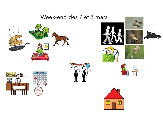 Esc Week-End du 7-8 Mars by Geneviève Gras-Pironet