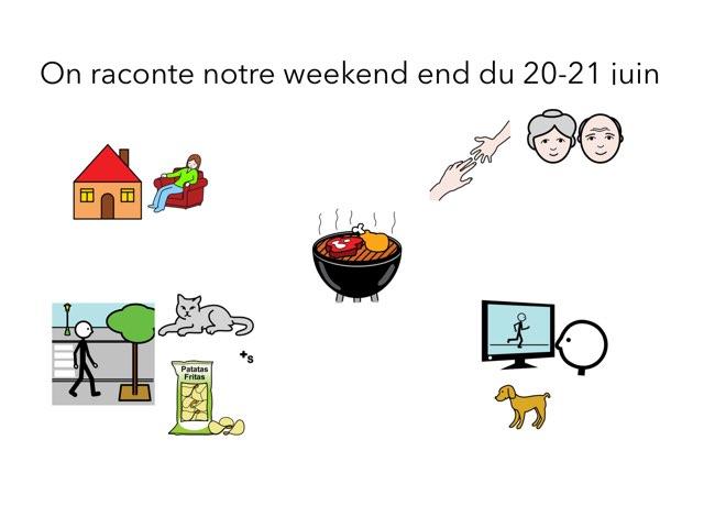 Esc- Weekend End Du 20-21 Juin by Geneviève Gras-Pironet