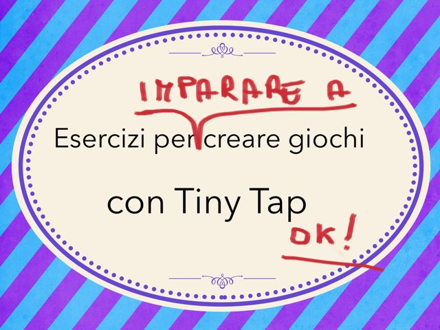 Esercizi Crea Giochi by Simonetta Silimbani