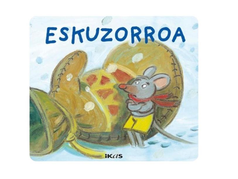 Eskuzorroa - Hiztegia by Maialen Erviti