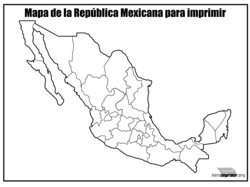 Estados de la República  by Jesus Miguel Hernández Gutiérrez